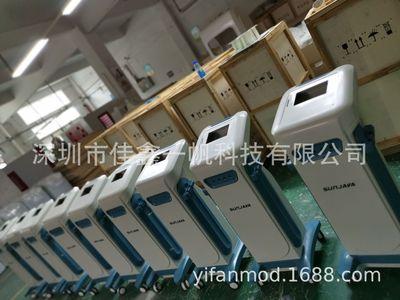 医疗器械外壳,美容仪器机箱,脑电外壳大批量设计生产