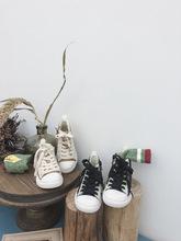 奶油cream加绒加厚帆布鞋儿童回力鞋子冬季新款宝宝韩版高帮鞋