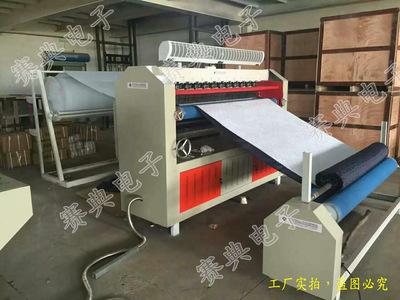 赛典专业生产大型皮革压花机,超声波车垫复合压花机,无纺布压花机