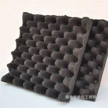 专业厂家生产影音室琴房吸音棉 设备降噪海绵 鸡蛋棉量大可优