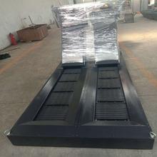 加工定制机床各种废料排屑器 铁卷料链板式排屑机 铝屑刮板排屑机