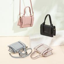 包包女新款2019韩版女小方包潮流多功能大容量手提单肩斜挎小ck包