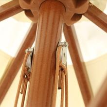 舒然室外 庭院摆摊桌椅伞中柱伞3米 户外遮阳伞沙滩金属大顺德区