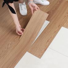 加厚自粘地板革PVC木紋地板貼紙防水耐磨臥室客廳大理石紋墻壁紙