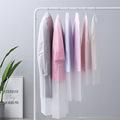 衣服防尘袋 透明Peva大衣西服套 家用防水衣物收纳袋防尘罩定制