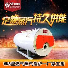 1吨2吨燃气锅炉 半吨燃气锅炉 电池厂专用燃气蒸汽锅炉 四通锅炉