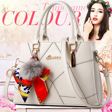 Women Bag Pu Leather Tote Ladies