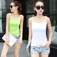 Mô hình vụ nổ bông Phụ nữ cáp treo thời trang áo dây gợi cảm phụ nữ Hàn Quốc nhà máy bán buôn Áo yếm