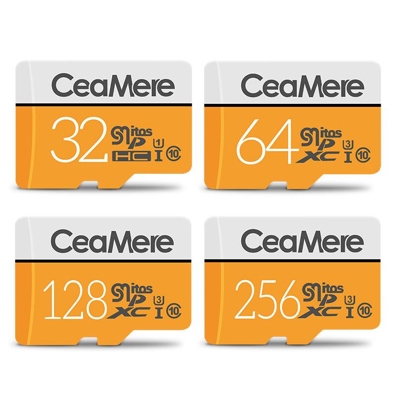 Ceamere 批发高速足量8g 16g 32g 内存卡tf卡储存卡手机内存卡