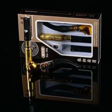 亨正煙具批發 漢爵HJ-703粗細兩用清洗型精品過濾煙嘴套裝現貨
