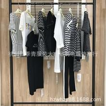 杭州品牌女裝傲姿曼雅19夏 休閑運動風淘寶直播貨源艾格專櫃正品