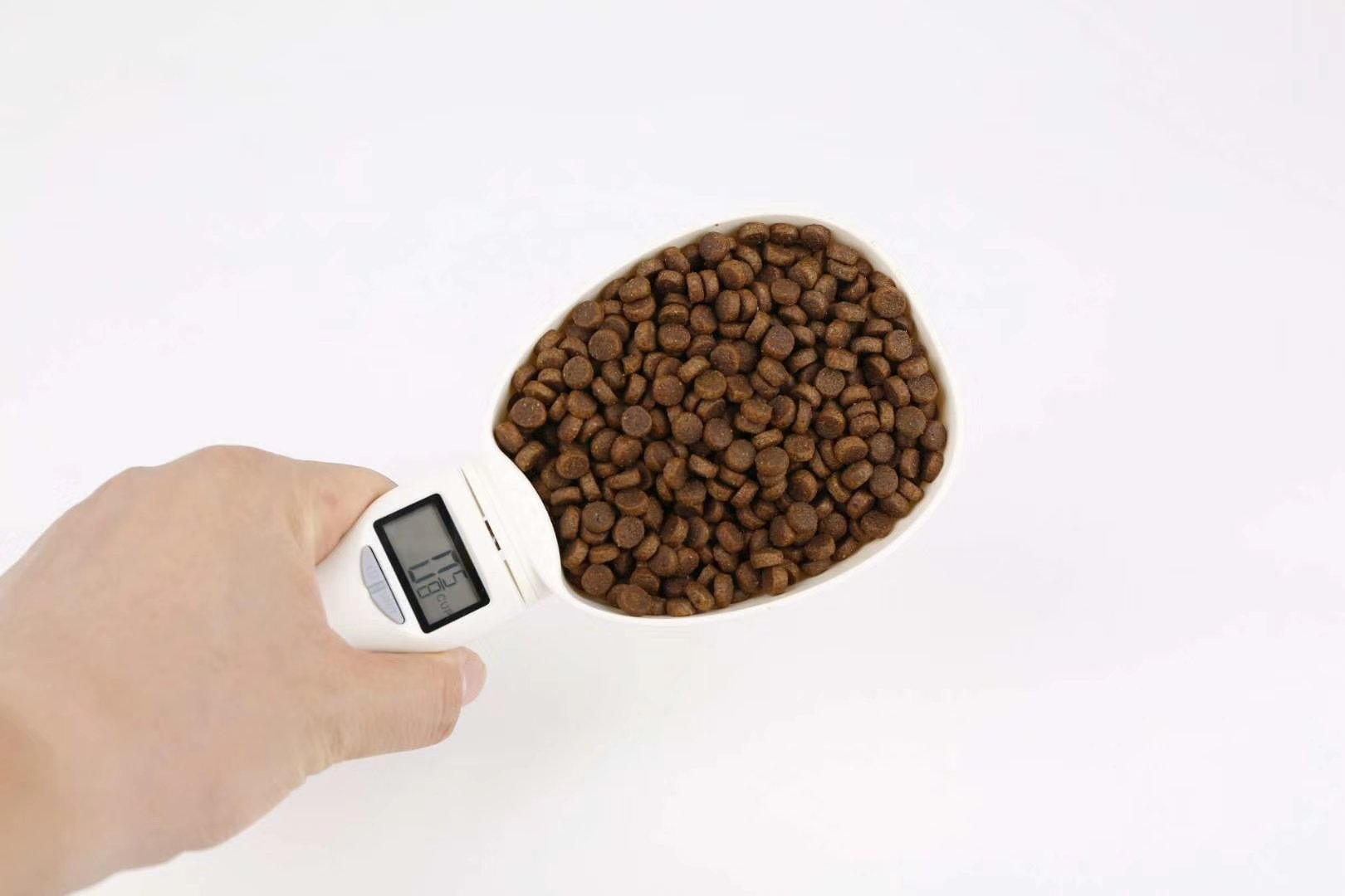 dog food scale