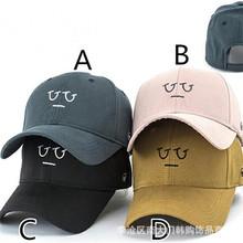 【韩国代购】东大门时尚棒球帽?#20449;?#36827;口防晒遮阳帽韩版潮款鸭舌帽
