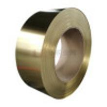 國標h70耐高溫黃銅帶沖壓好 半硬環保cuzn30黃銅帶 cz106黃銅帶