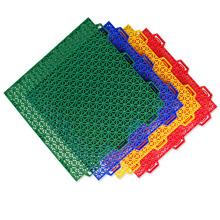 幼兒園室外懸浮地板 籃球場防滑懸浮式拼裝地板 戶外運動塑料地板