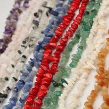大量批发天然水晶碎石 不规则随形diy饰品手链项链串珠材料散珠子