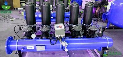 叠片过滤器 农业灌溉用叠片过滤器 叠片式过滤器 自动叠片过滤器