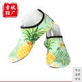 廠家直銷戶外超輕涉水速干沙灘鞋  菠蘿款式套腳防滑沙灘鞋