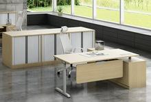 東莞辦公桌  時尚簡約潮流大氣雙電腦辦公公桌辦公家具支持定制
