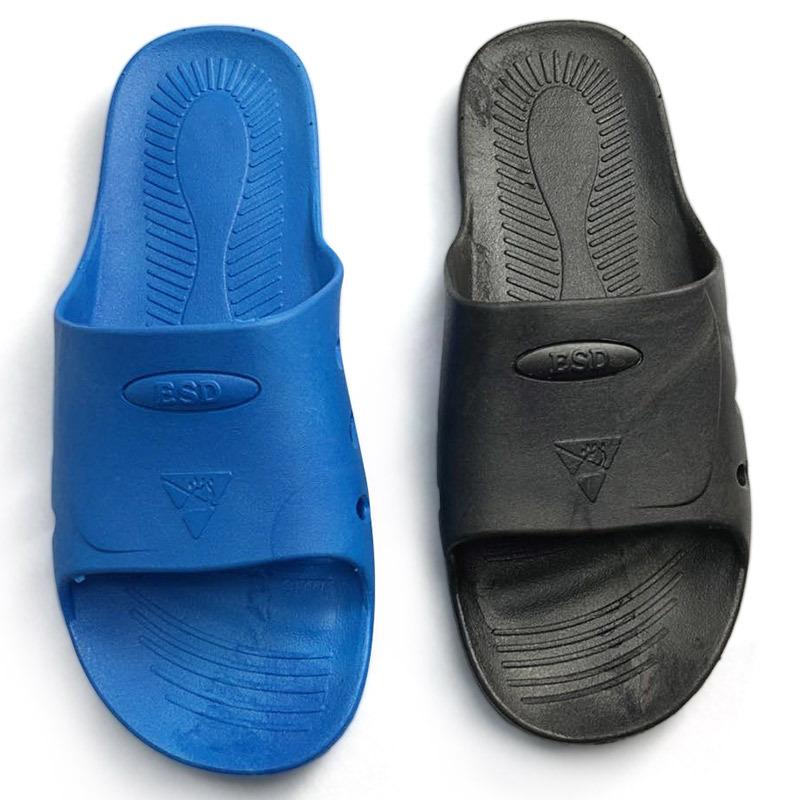 防静电鞋无尘SPU防静电拖鞋工鞋PVC防静电拖鞋工作ESD电子厂工鞋