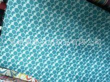 厂家现货420D牛津布水立方足球纹防水抗UV保温箱包面料