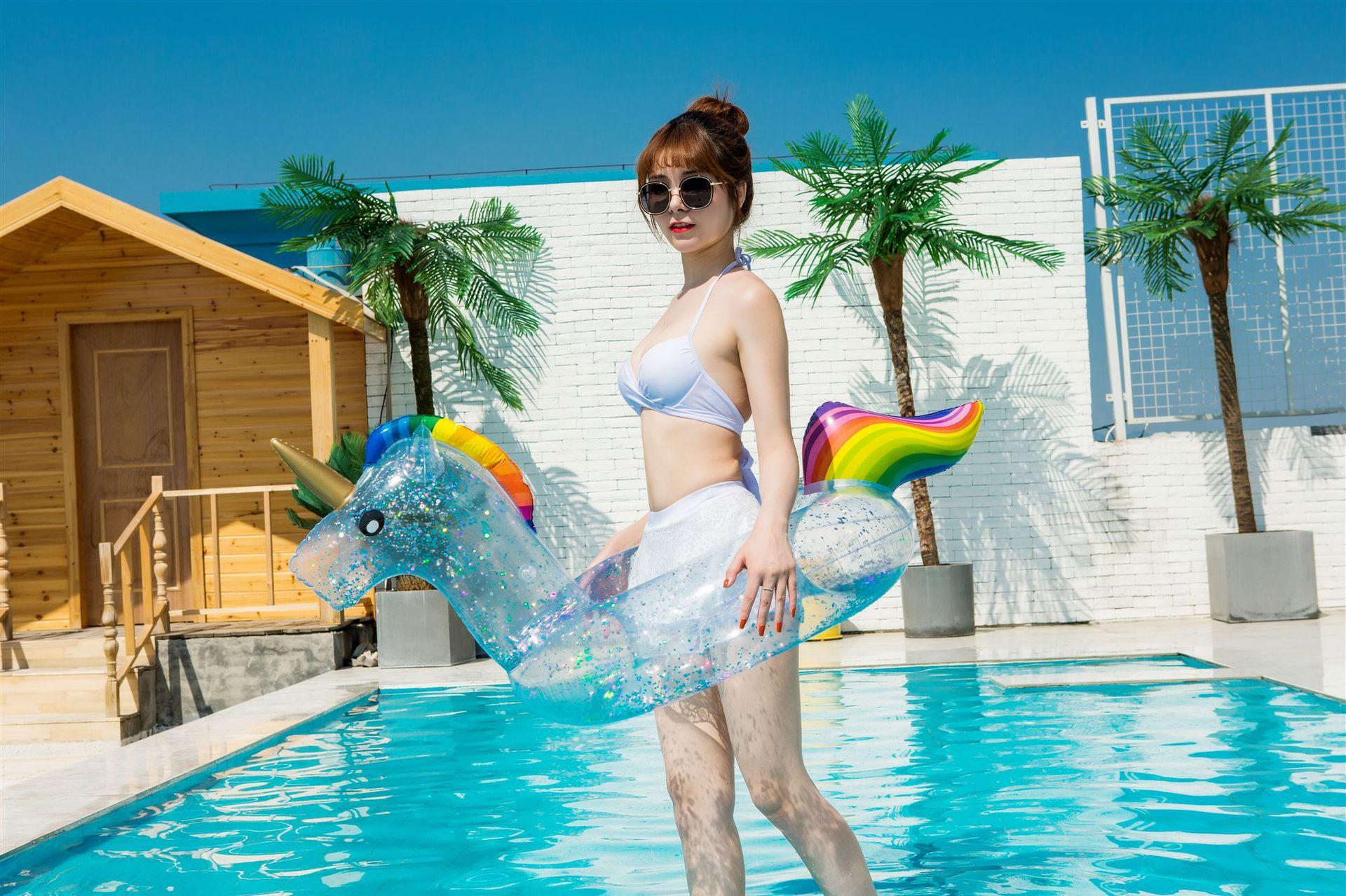 gonflável piscina boias criança & adulto água brinquedos