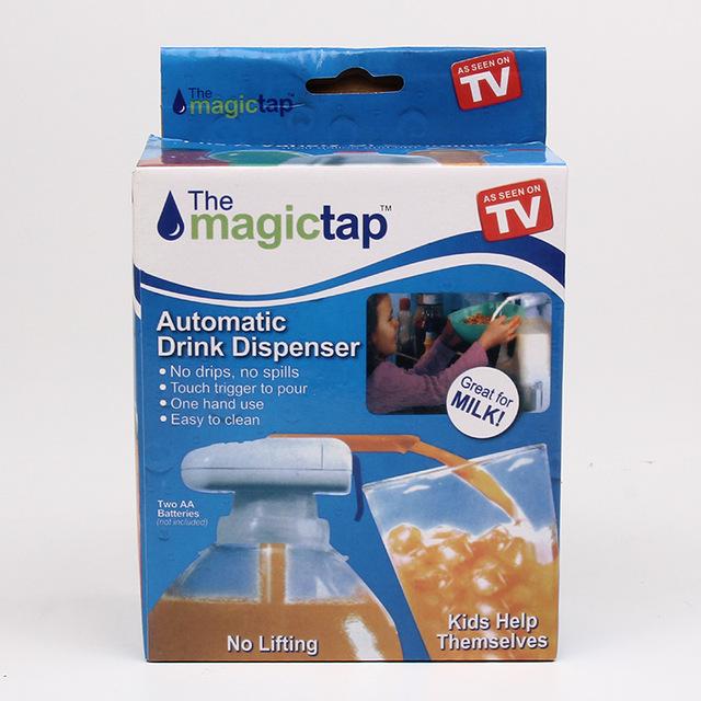 The Magic tap;TV饮料吸  量大从优 规格齐全 日用品 居家日用