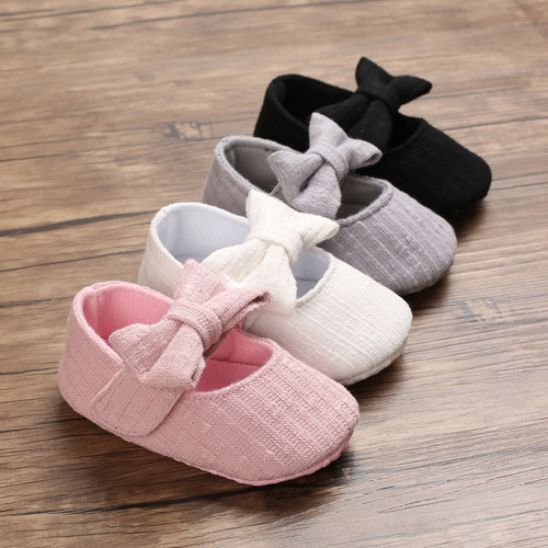 Baby prewalker toddlers shoes girl shoes soft sole princess shoes month old baby shoes
