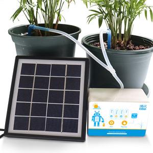 博仔牌太阳能智能自动浇水定时器 浇花器 浇水灌溉定时器浇水系统