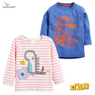 Children's long-sleeved t-shirt factory outlet 2020 new products for boys and girls long-sleeved t-shirts autumn clothes kids clothes