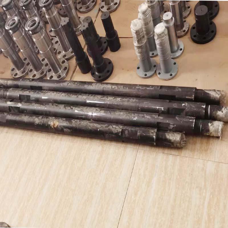 供应泵车配件 三一中联泵车配件砼泵配件 搅拌中轴