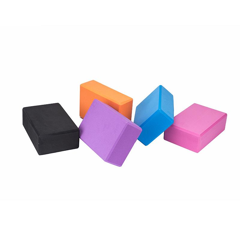 全尺寸-正品/次品单双色高密度eva儿童舞蹈瑜伽砖每10个运费4.8元