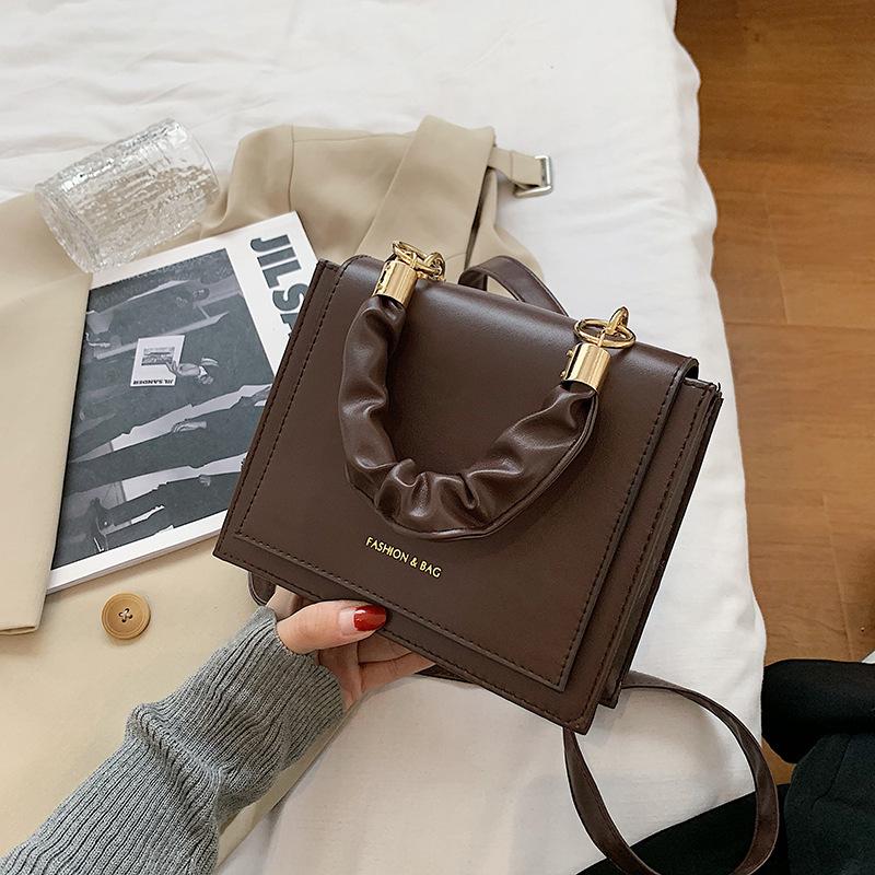 Texture Ladies Bags Women's Bags 2021 Fa...