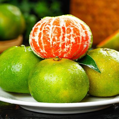 [一件代发]宜昌蜜桔批发果园现采皮薄多汁新鲜水果不打蜡橘子包邮