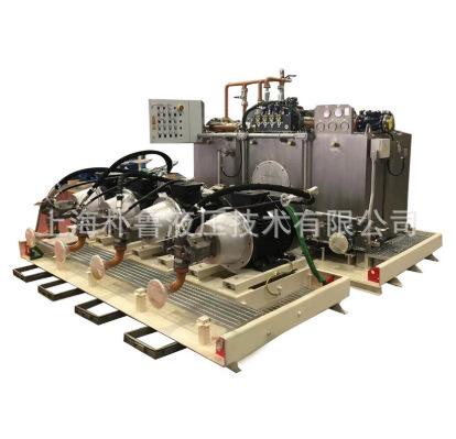 厂家供应高响应比例控制伺服液压系统 伺服液压油缸 专业设计生产