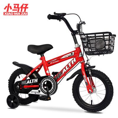 货源厂家批发 赠品车儿童自行车 中低档小孩子单车12寸16寸童车脚踏车批发