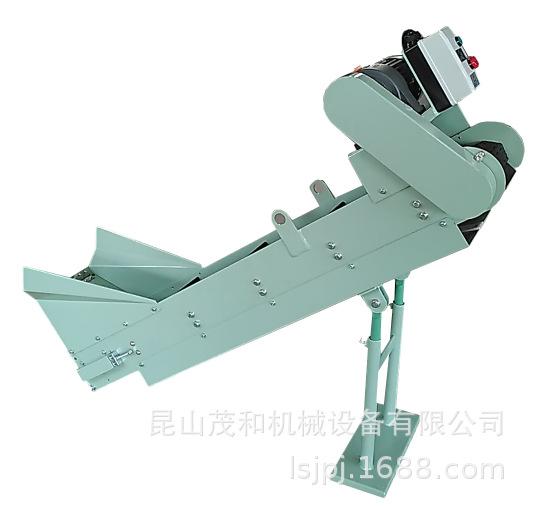 供应冷镦机紧固件螺丝螺帽专用输送机链板式输送机