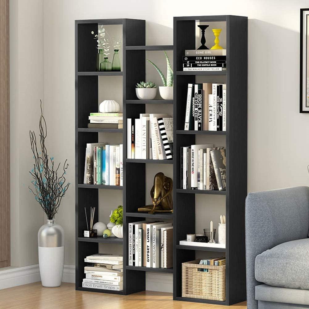 可批量定制书架书柜木架简易置物架北欧产品货架组装金属儿童