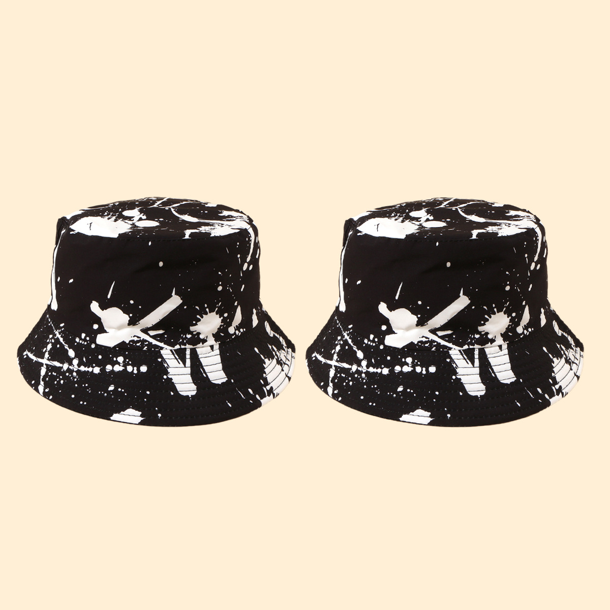 Hot selling inkjet fisherman hat personality hip-hop hat wholesale NHTQ258751