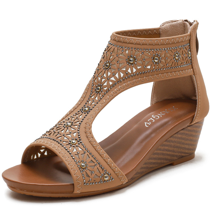 Bohemian ladies sandals summer new style...