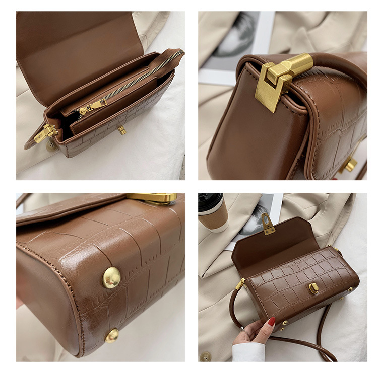 trendy fashion portable  western style messenger bag NHLH270248