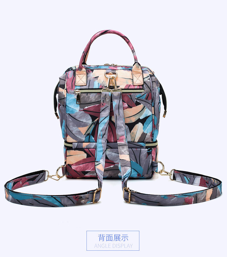 multifunctional fashion mother and baby backpack NHAV296137