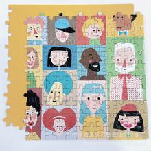 厂家定制纸质拼图1000片成人益智减压 儿童动漫创意玩具DIY拼图