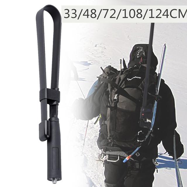 新款对讲机增益天线 可折叠 可弯曲 宝峰888s UV5R 144/430MHZ