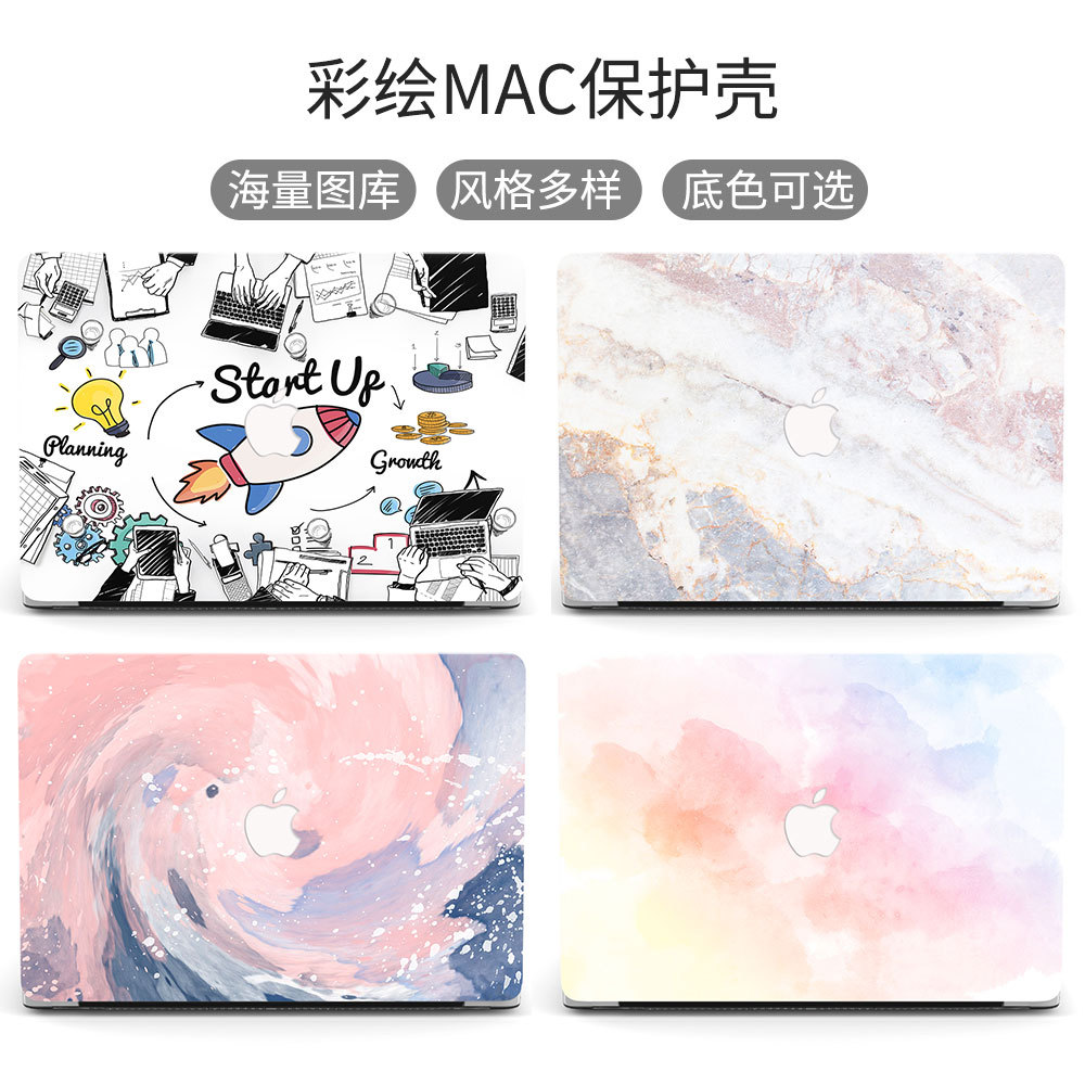 Suitable for macbook case protective she...