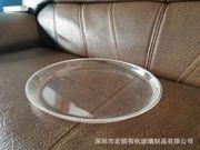 专业加工订制亚克力有机玻璃食品托盘糖果盘亚加力含花纹图案托盘