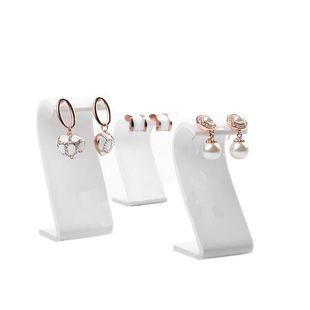 Acrylic display stand earrings jewelry stand display props earrings earrings display stand storage display stand earring holder
