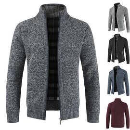 Men winter sweater coat 男士毛衣 Мужской свитер