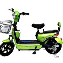 Yancy長跑王電動車成人電動自行車迷你電瓶車助力電車踏板電單車