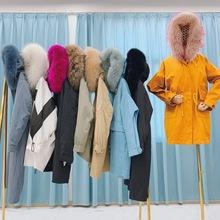 丽芮20冬装商场品牌折扣 专柜女装她图女装货源 品牌折扣女装走份